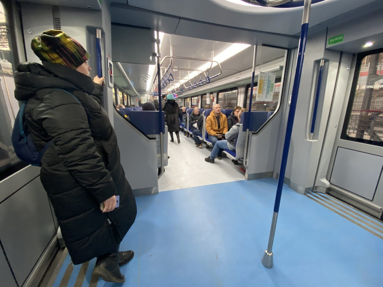 Поезда МЦД перевезли более 130 млн человек за год работы