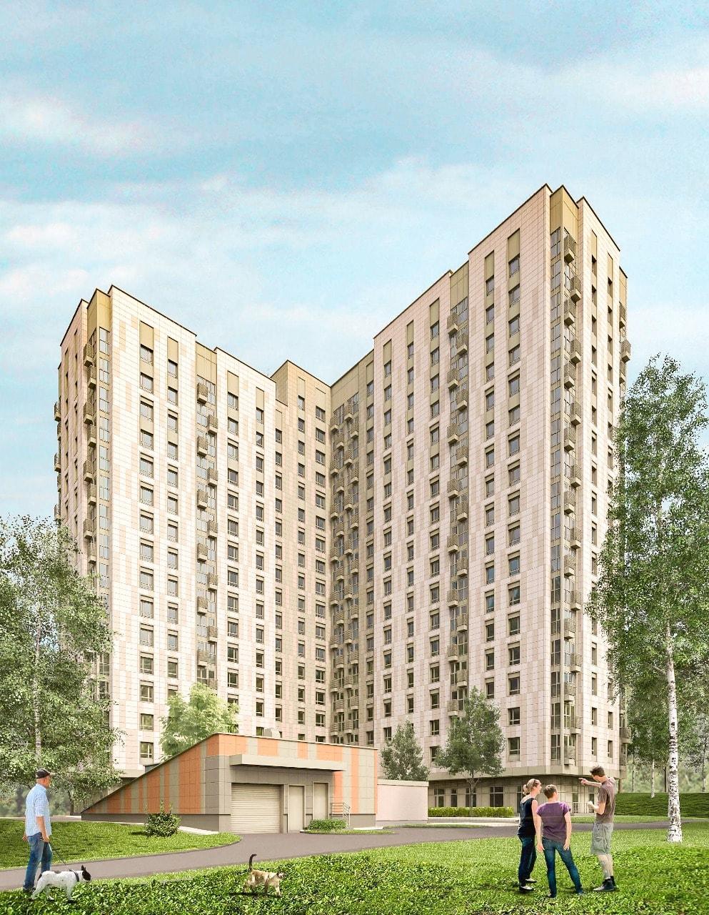 В Северном Бутово построят дом по реновации на 230 квартир