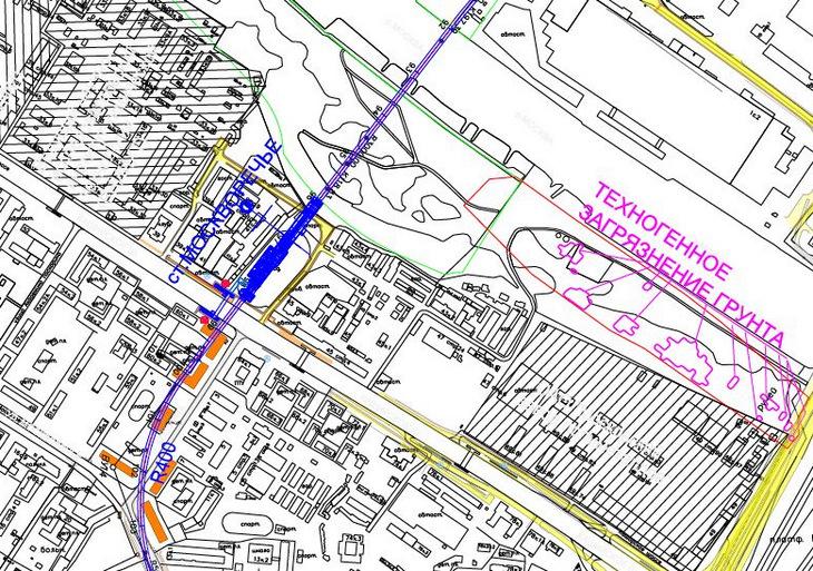 Власти Москвы утвердили маршрут Бирюлевской линии метро