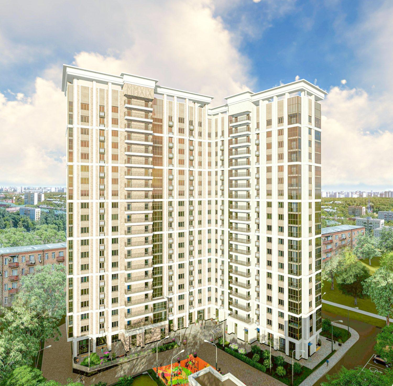 Новый дом по реновации начали строить в Тимирязевском районе