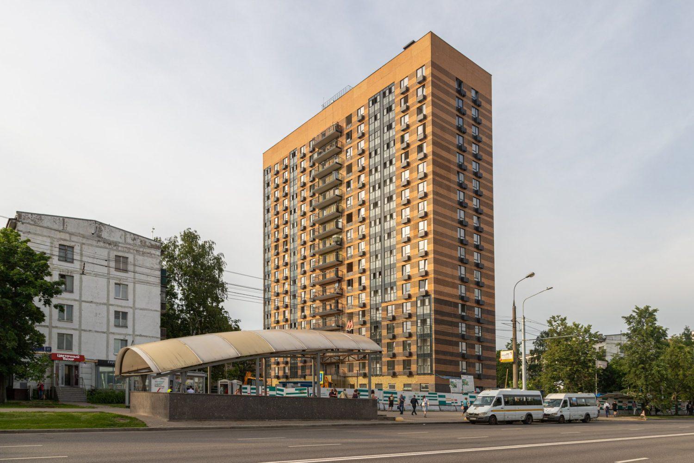 Жилой дом на 144 квартиры по реновации введут в 2020 году в Перово