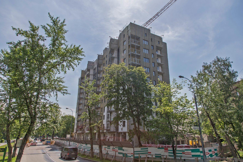 Жилой дом по реновации введут в эксплуатацию в Академическом районе до конца года