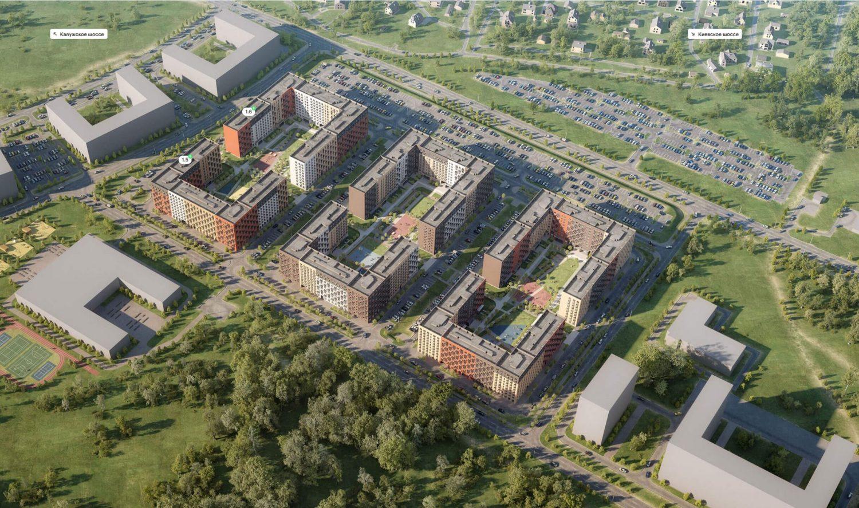 """""""ПИК"""" планирует построить в новой Москве к 2029 году еще один ЖК"""