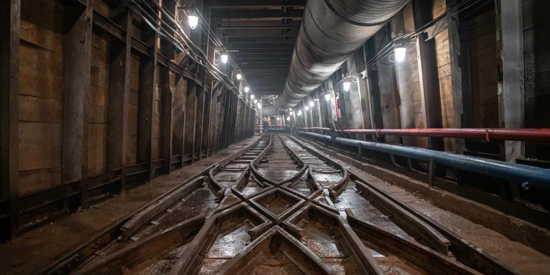"""Завершилась проходка правого тоннеля между станциями """"Рижская"""" и """"Савеловская"""""""