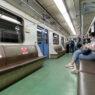 Контроль за режимом ношения перчаток и масок в транспорте усилят в Москве