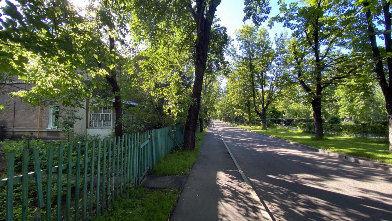 Курьяново - тихий уголок Москвы