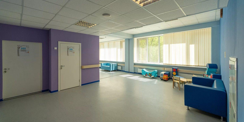 В Марфино открылся новый корпус детской поликлиники