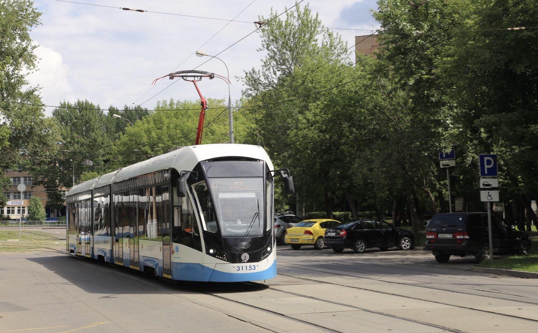 Трамвайное движение у Павелецкого вокзала восстановлено