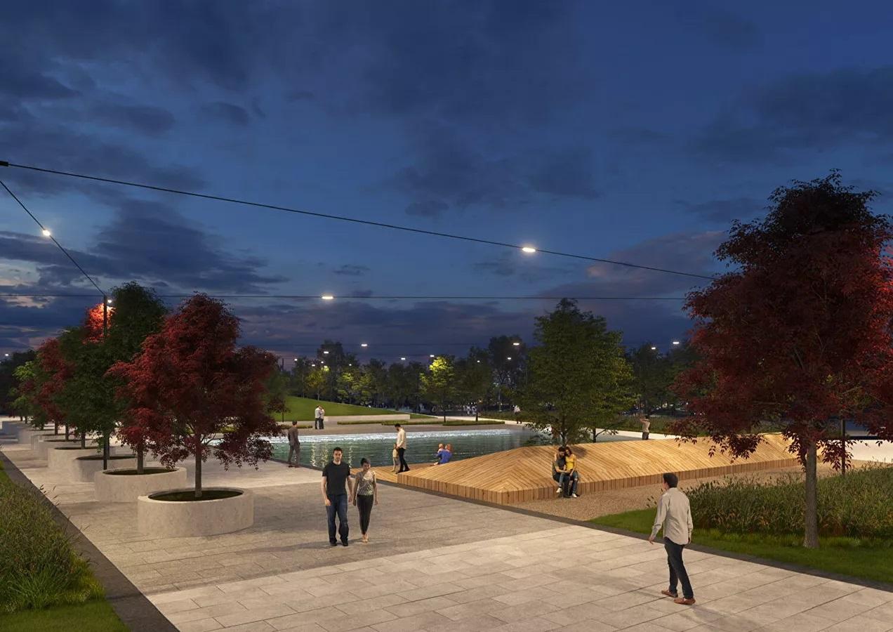 В Раменках появится новый парк