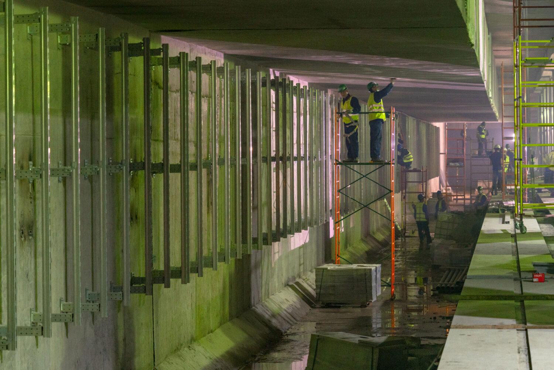 Собянин пообещал открыть первую часть западного участка БКЛ до конца года