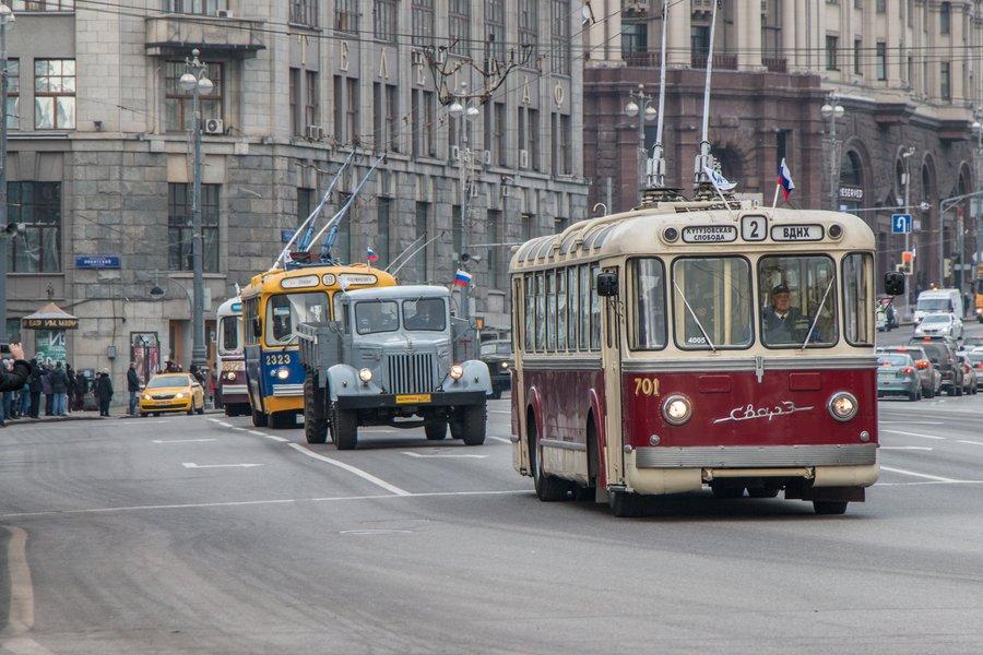 Как московские власти уничтожили крупнейшую в мире троллейбусную сеть