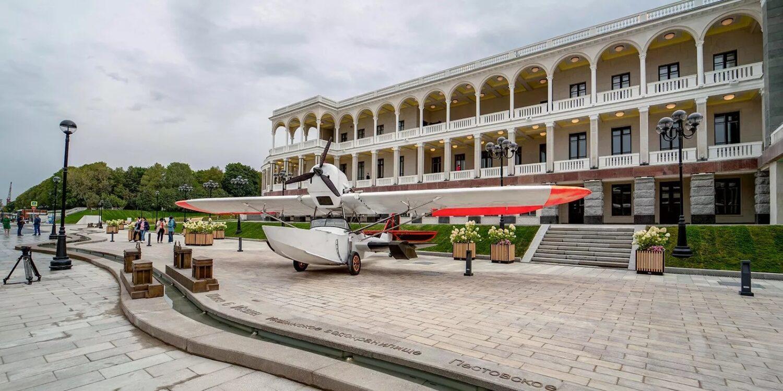 В Москве после реконструкции открыли Северный речной вокзал