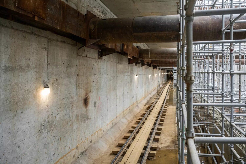 Южный участок БКЛ планируется построить в конце 2021 года