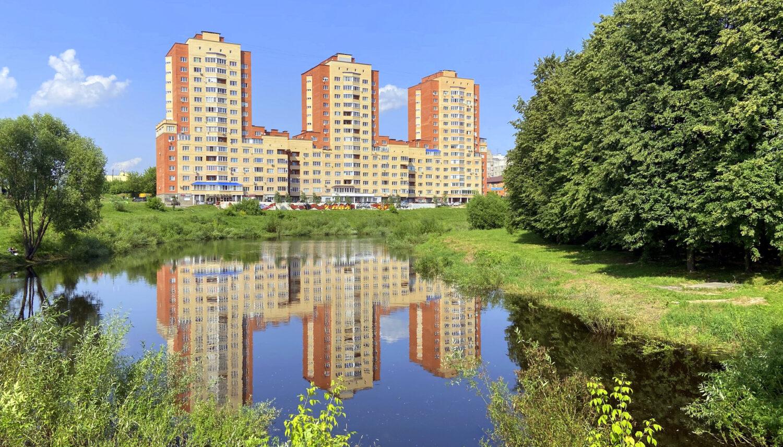 В Чехове в 2021 году начнут благоустраивать набережную Теребенки
