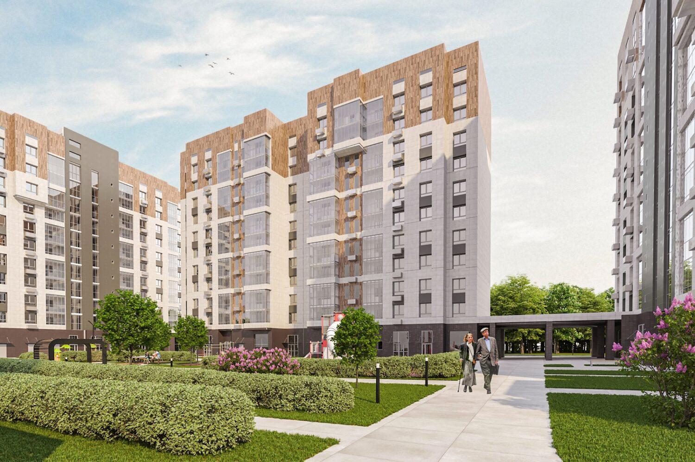 Жилой дом на 228 квартир по реновации начали строить в Бабушкинском районе