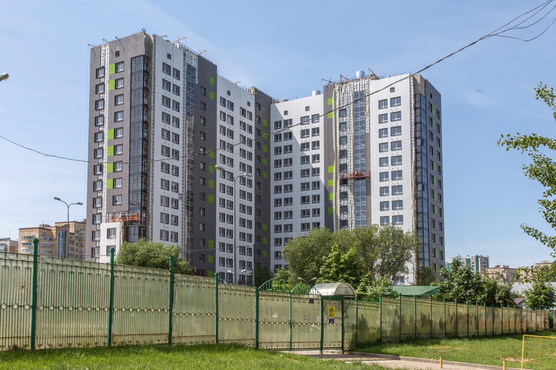 В Зеленограде завершено строительство трех домов по реновации