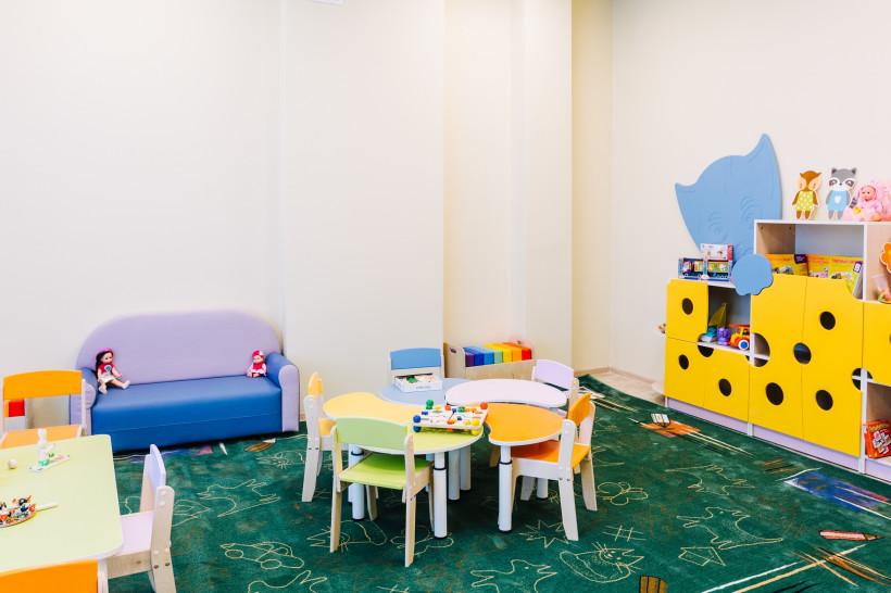 В Ленинском округе Подмосковья открыли детский сад на 360 мест
