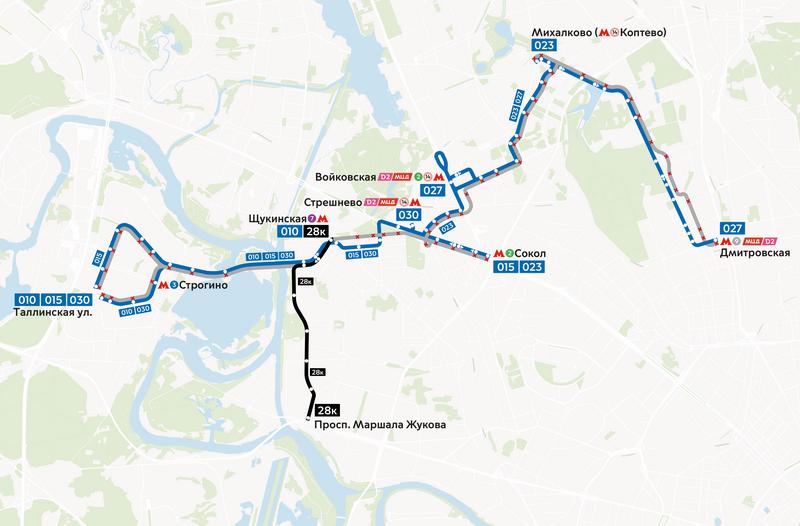 Трамвайные маршруты отменят на севере и северо-западе Москвы на время ремонта путей