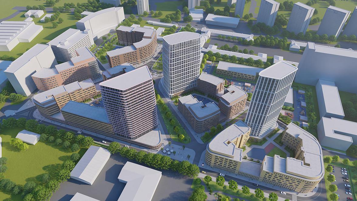 В районе Лефортово построят новые жилые дома
