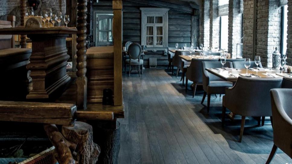 Куда сходить в выходные? Самые необычные рестораны Москвы