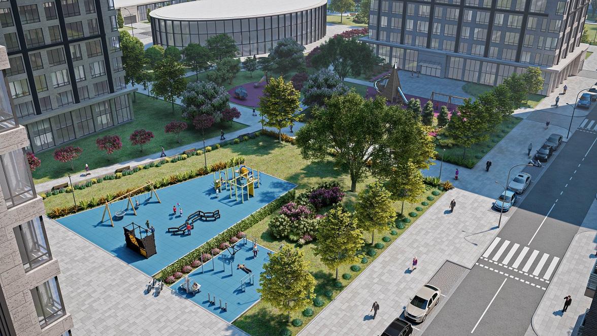 Жилые дома планируется построить на улице Борисовские пруды