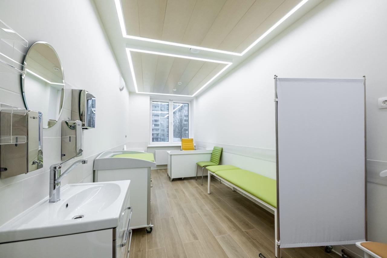 В Москве в начале 2021 года откроют 11 поликлиник после реконструкции