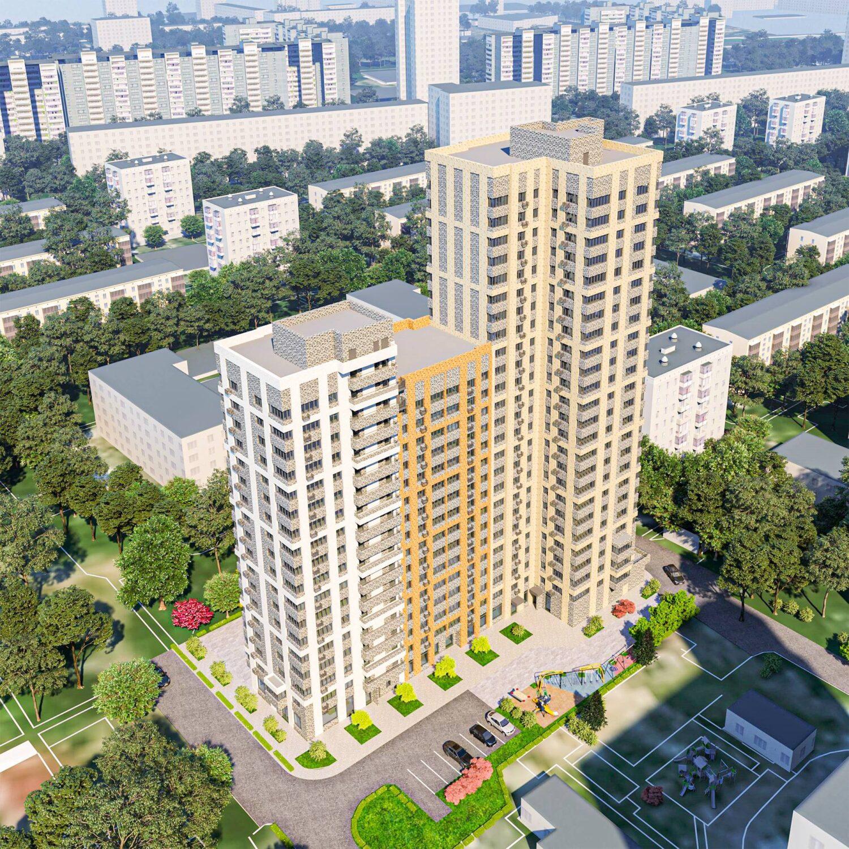 Дом по реновации построят в 2023 году в Бутырском районе