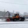 В Москве к вечеру пятницы может выпасть до 10 см снега