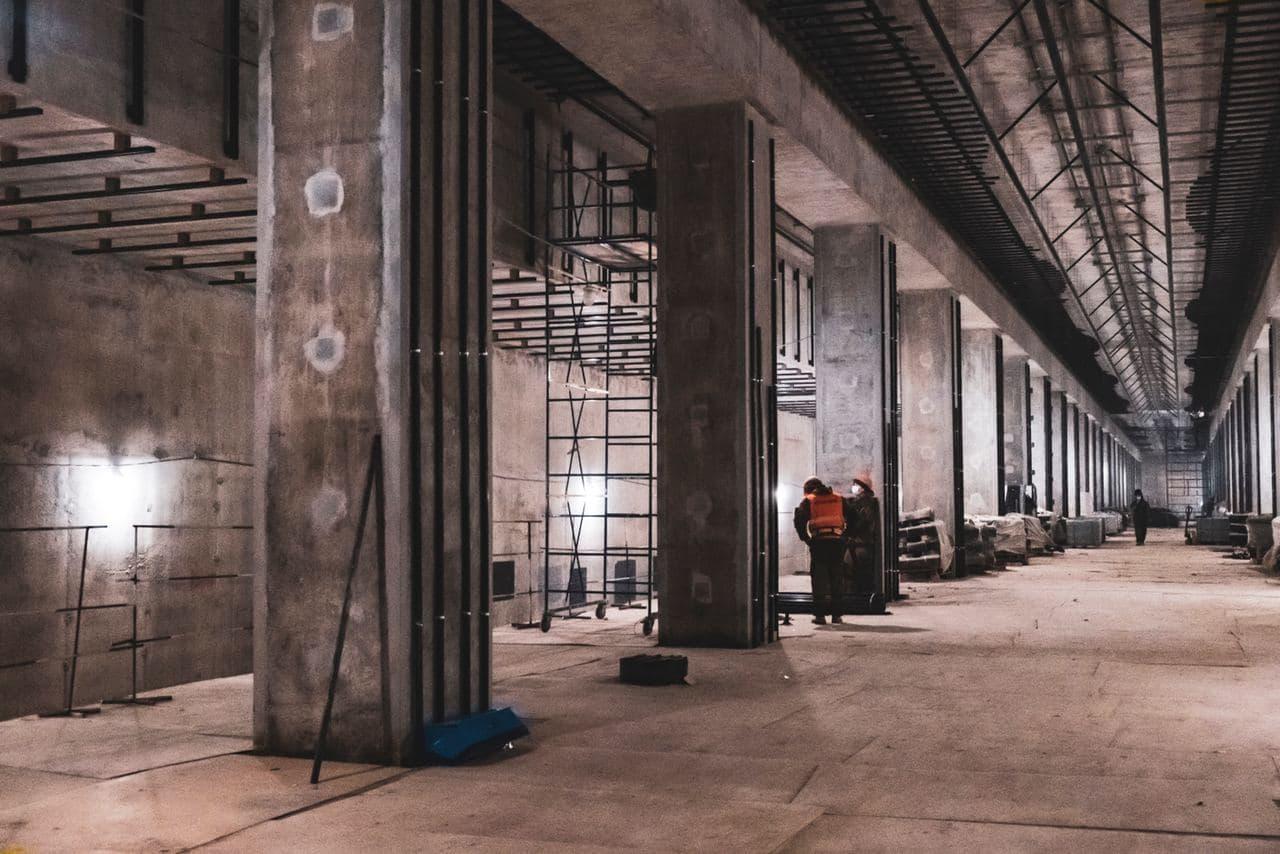 """Завершилась проходка тоннеля БКЛ метро между станциями """"Зюзино"""" и """"Калужская"""""""