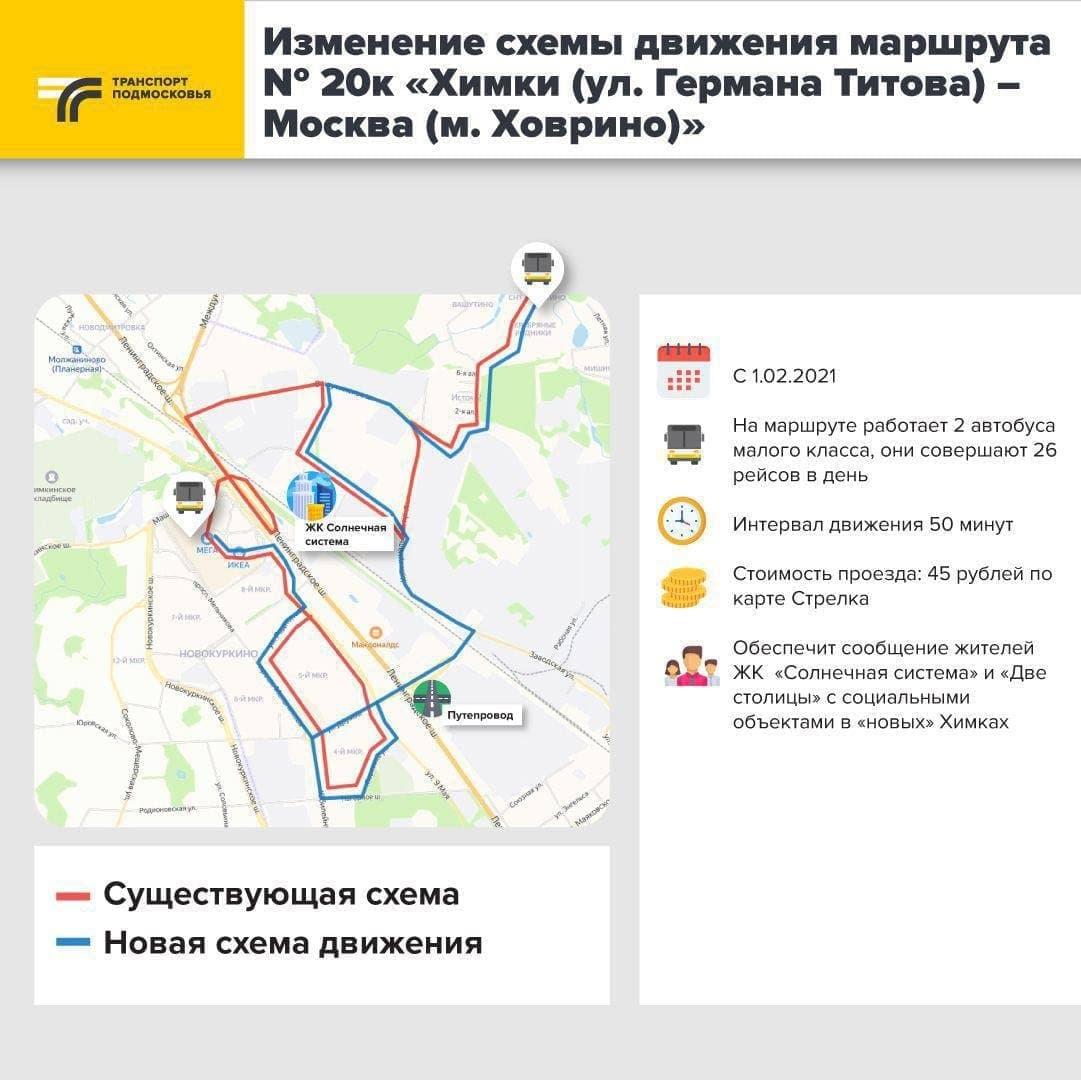В Химках открылась развязка на пересечении улицы Репина и Ленинградского шоссе