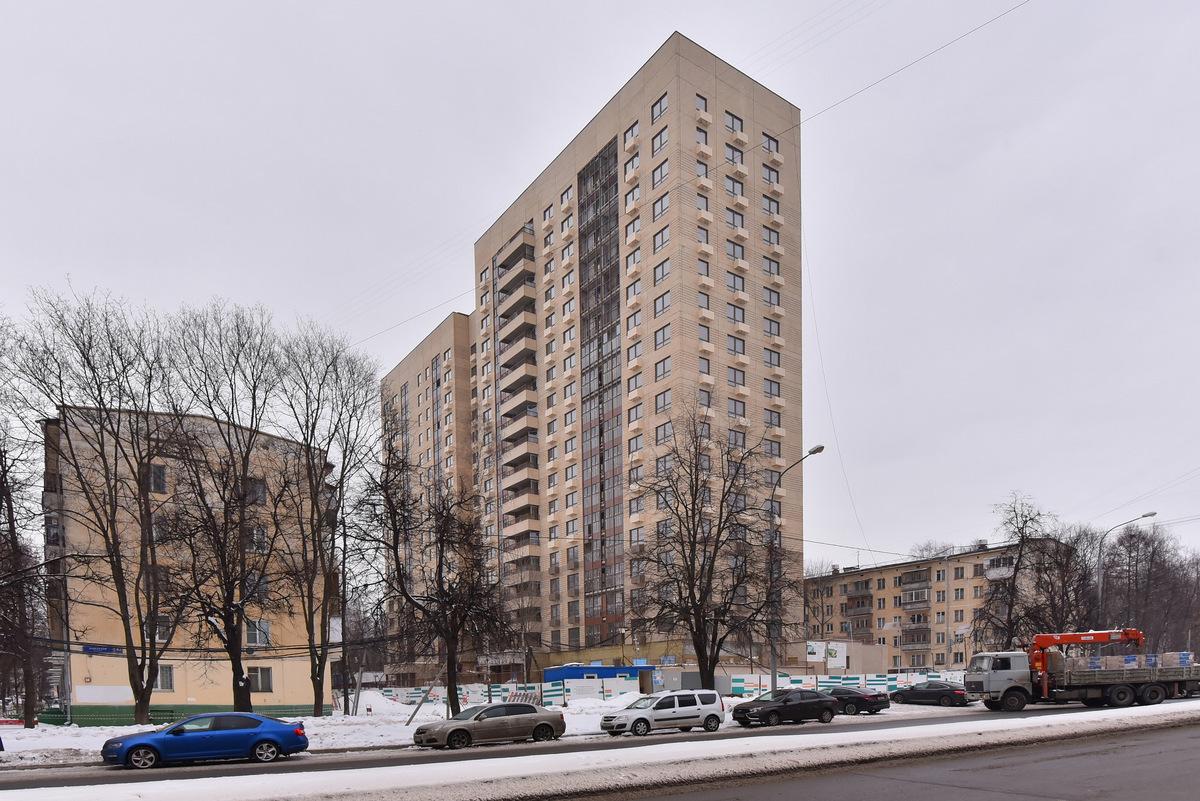 Дом на 194 квартиры по реновации введут в Царицыно до конца года