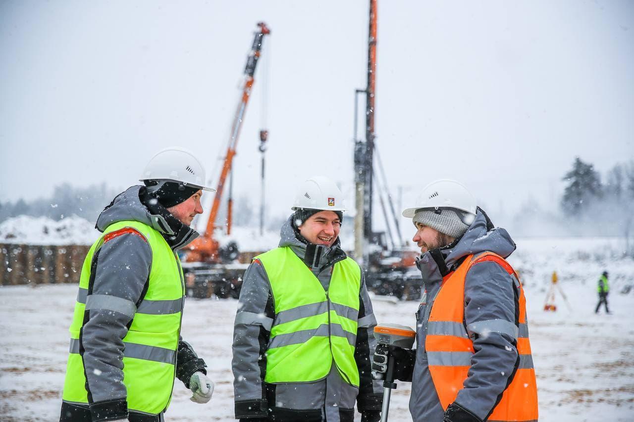 В Лобне началось строительство путепровода