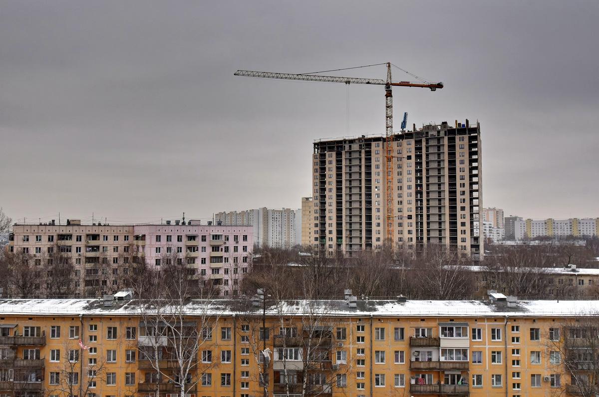 Дом по реновации введут в Головинском районе до конца года