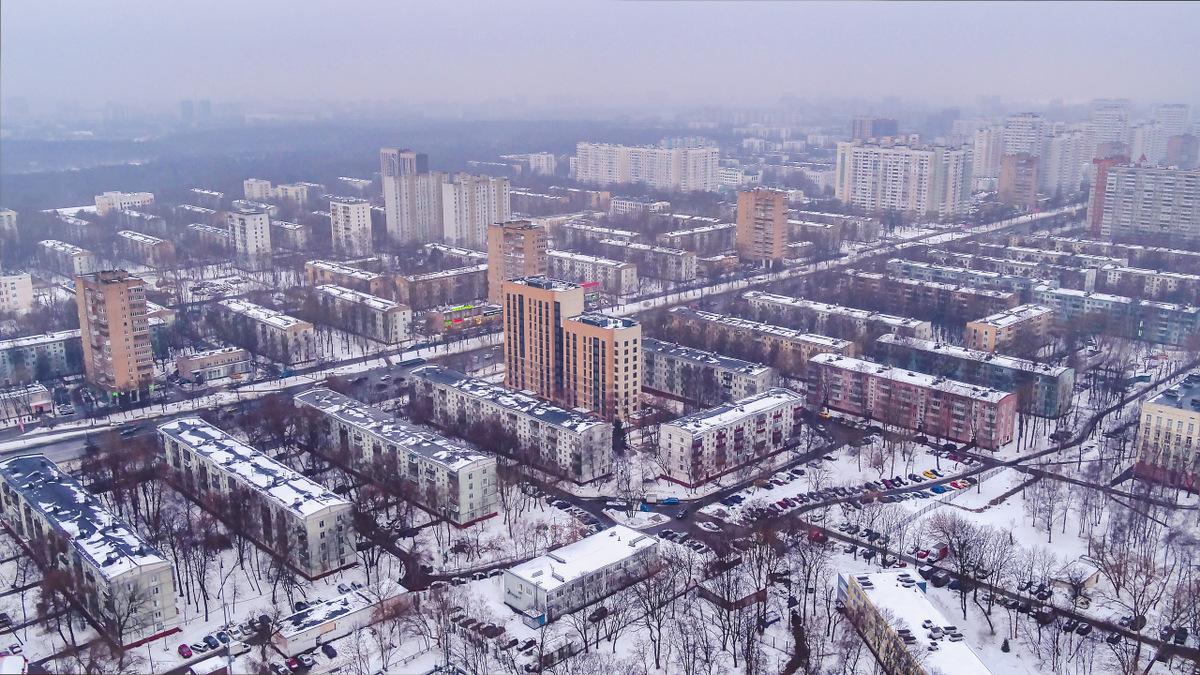 Порядка 70 тысяч жителей Кузьминок переселят в новые дома по реновации