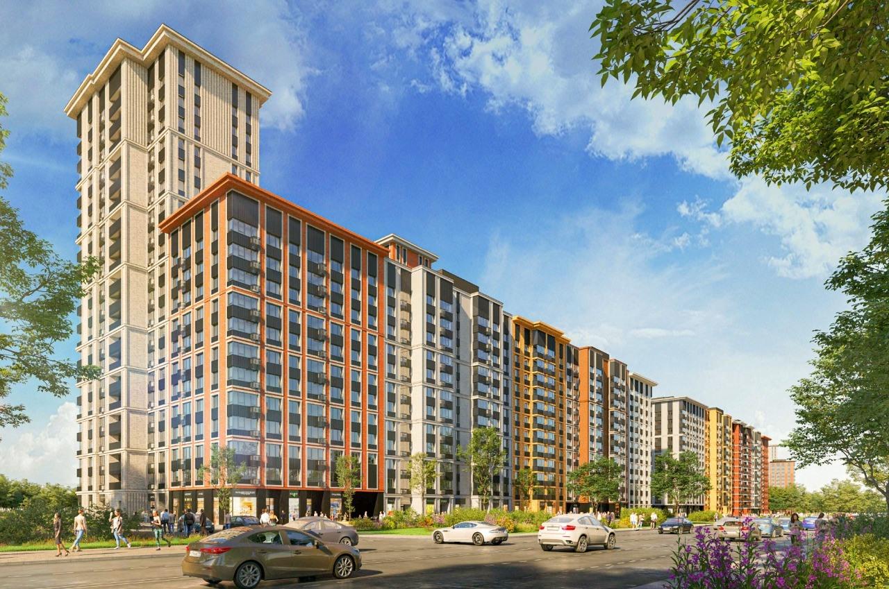 Три корпуса на 2300 квартир построят в Хорошёво-Мнёвниках по реновации в 2023 году