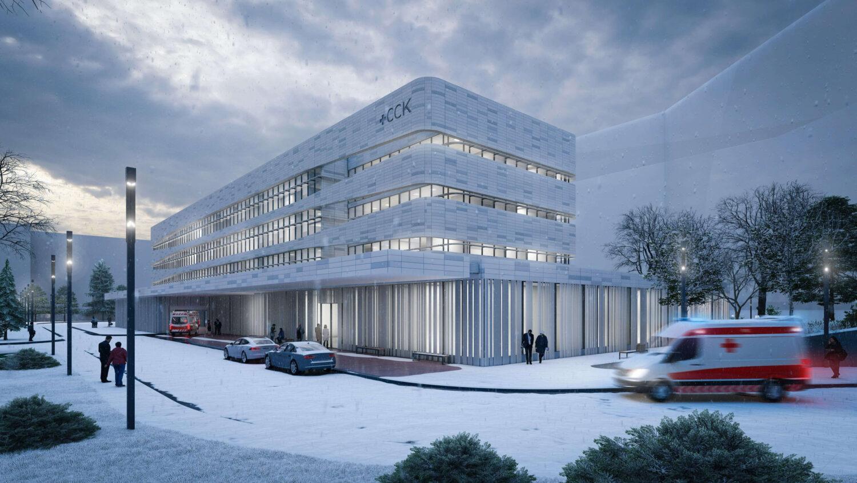 Корпус скорой помощи в ГКБ имени Вересаева достроят в 2022 году
