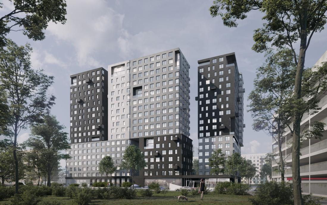 Жилой комплекс в районе Богородское выполнят в стиле модернизм