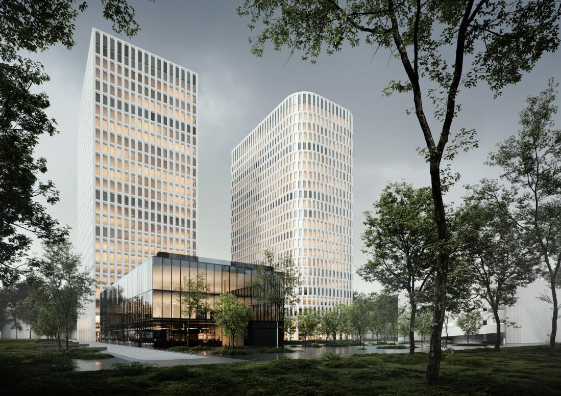 Бизнес-центр STONE Савеловская построят на севере Москвы