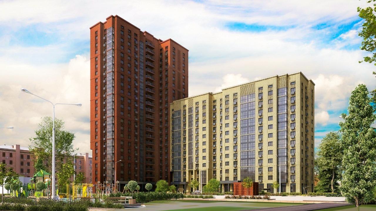 Дом на 267 квартир по реновации начали строить в районе Марфино