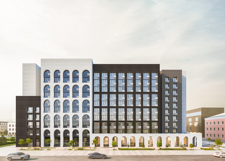 Дом на 274 квартиры по реновации введут в Басманном районе в 2022 году