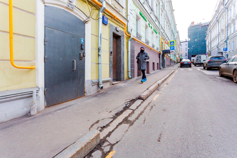 Собянин рассказал о благоустройстве Дмитровского переулка