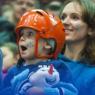 Поход на хоккейный матч с ребенком: правила и особенности