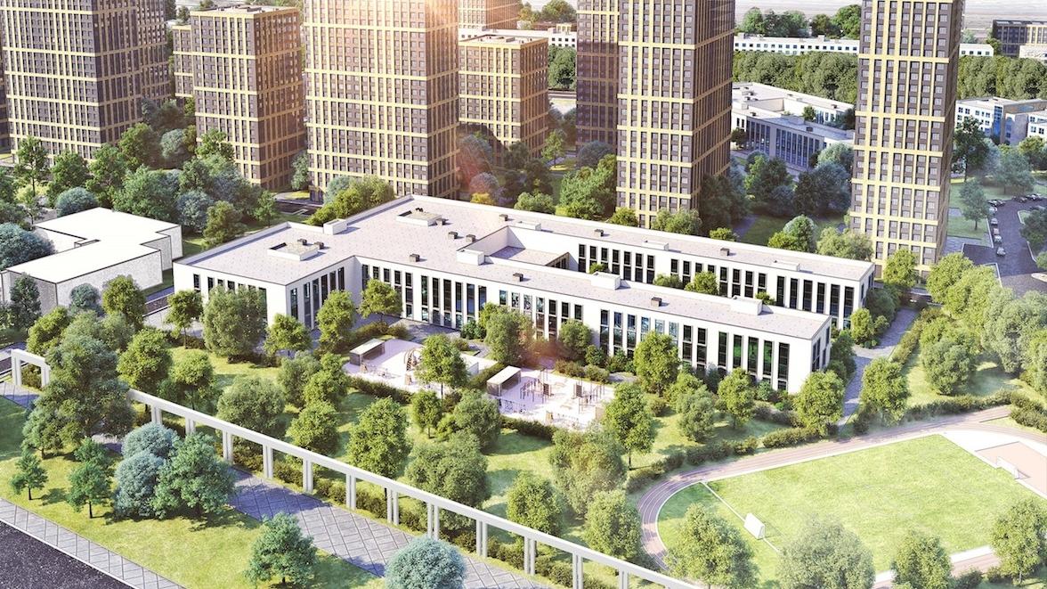 Жилые дома с детскими садами и школами построят на юго-востоке Москвы