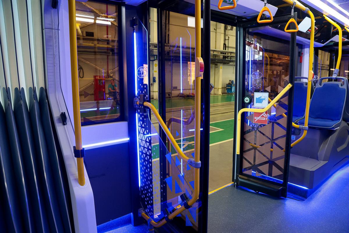 Сочлененный электробус с ночной зарядкой может появиться в Москве