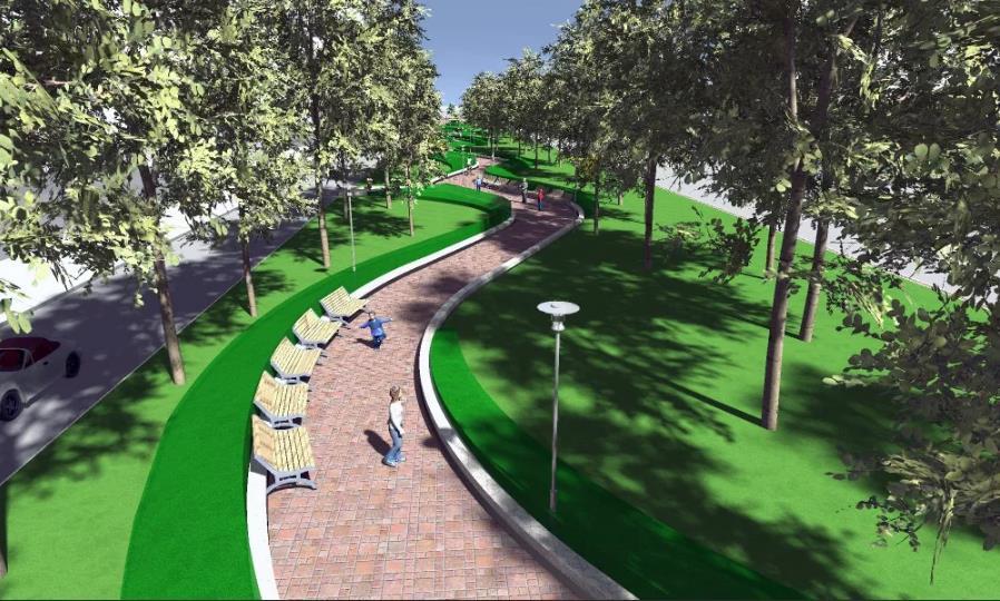 Ряд объектов благоустроят в Северном округе Москвы в 2021 году