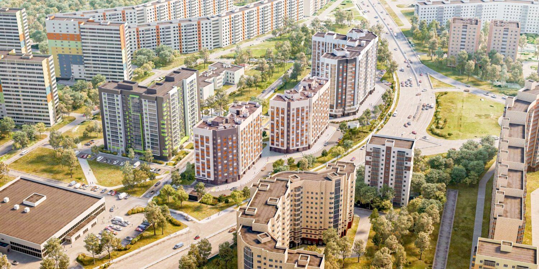 Дом по реновации на 180 квартир в Зеленограде введут в 2022 году