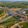 Развязку построят на пересечении ЦКАД с Волоколамским шоссе