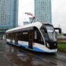Движение двух трамвайных маршрутов восстановлено в Строгино по выходным