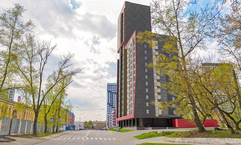 Дом на 165 квартир начали строить по реновации в районе Соколиная Гора