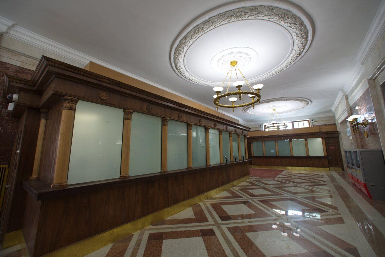 """Станция """"Смоленская"""" Арбатско-Покровской линии метро открылась после ремонта"""